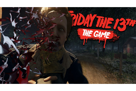 Friday The 13th: The Game - JESSICA IS EVERYONE! (Friday ...