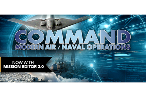 Command: Modern Air / Naval Operations WOTY - Download ...