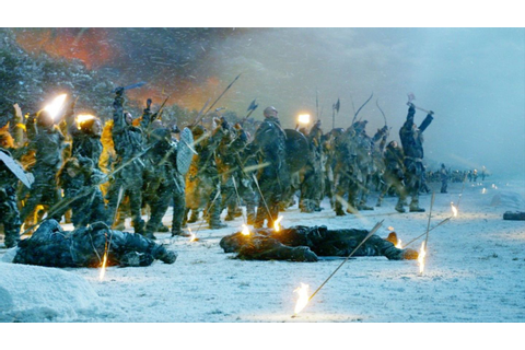 How Did 'Game Of Thrones' Pull Off The War At The Wall In ...