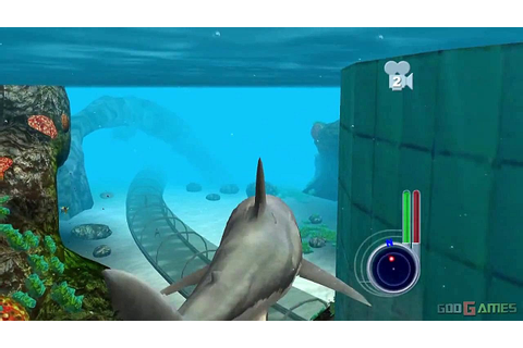 Jaws Unleashed - Gameplay PS2 HD 720P - YouTube