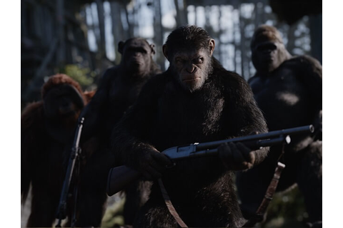 War for the Planet of the Apes Movie Review - Best New ...