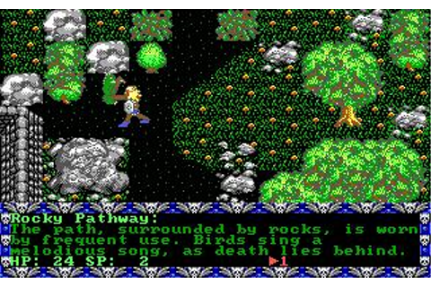 Prophecy: The Fall of Trinadon Download (1989 Role playing ...