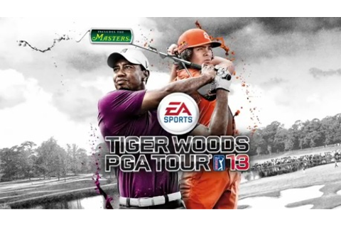 The Verges: Tiger Woods PGA Tour 13 game released (Video)