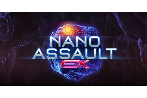 Nano Assault EX | Nintendo 3DS download software | Games ...