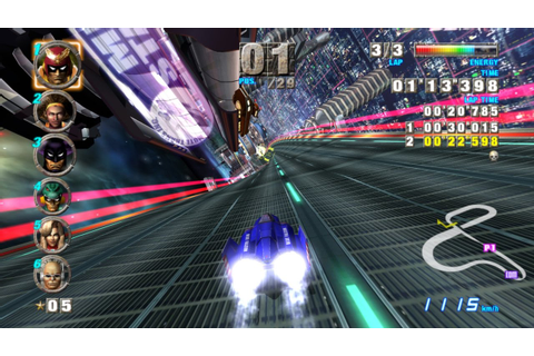 NEW F-ZERO GAME CONFIRMED BY NINTENDO!! COMING 2017 for ...