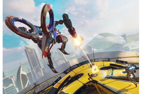 RIGS Mechanized Combat League VR, PS4 game - Mod DB