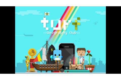 Turf Geography Club: An iPhone Game by Michael Tseng ...