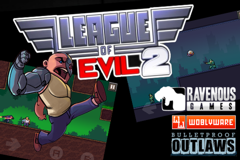Game League of Evil 2 Now Available on Apple App Store ...