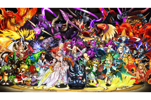Puzzle & Dragons X Confirmed for 3DS in Japan - Nintendo Life