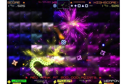 Full Neon Wars version for Windows.