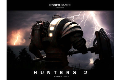 Hunters 2 – It's coming! | ArcadeLife : Life vs Video Games