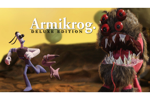 Armikrog: Deluxe Edition - Download - Free GoG PC Games
