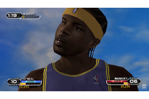 NBA Ballers: Rebound PSP Gameplay HD - YouTube