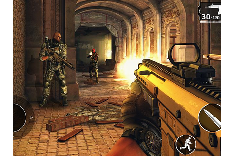 Modern Combat 5: Blackout Now Available for Android, iOS ...