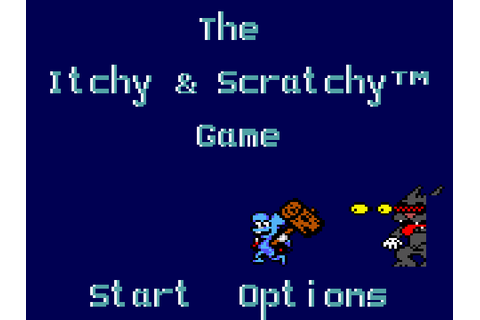 The Simpsons - The Itchy and Scratchy Game Download Game ...