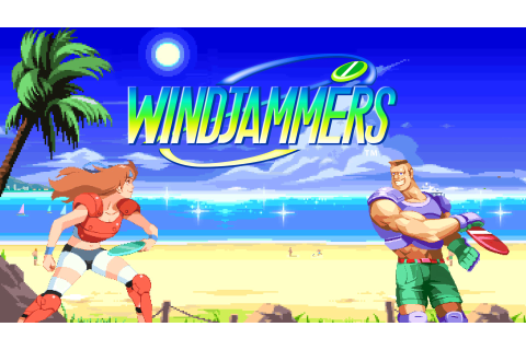 16-bit cult classic 'Windjammers' is headed to Nintendo Switch