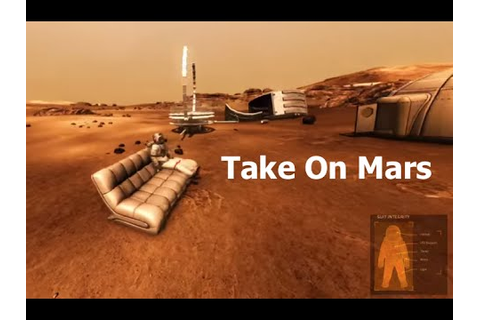 Take On Mars - Beta Release - YouTube