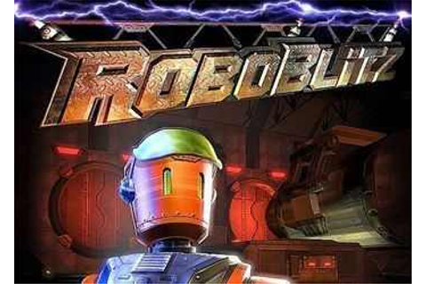 RoboBlitz Download Free Full Game | Speed-New