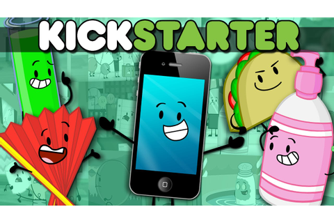 Inanimate Insanity: The KICKSTARTER - YouTube