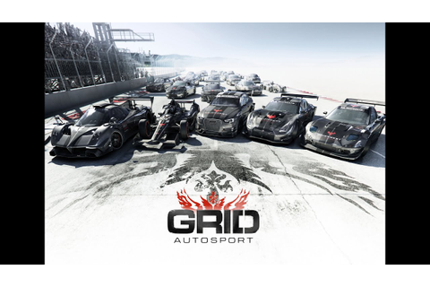 Grid Autosport : Conferindo o Game - YouTube