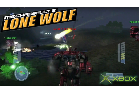 MechAssault 2: Lone Wolf | Original Xbox Game Night (Team ...