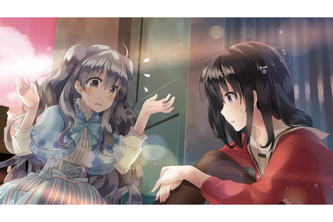 Educational Yuri Visual Novel 'The Expression Amrilato ...