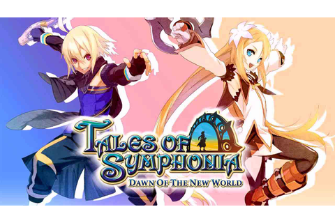 Tales of Symphonia Dawn of the New World | HaDoanTV Studio