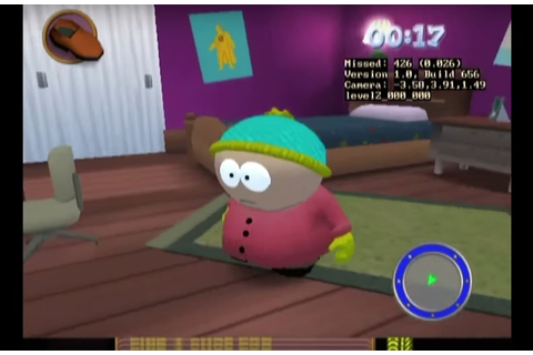 See an unreleased 'South Park' game running on the ...