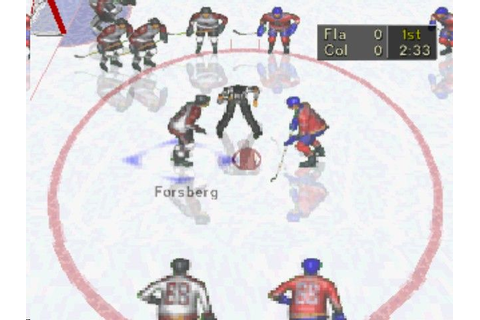 NHL Faceoff '97 Details - LaunchBox Games Database
