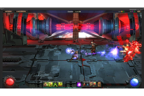 ChronoBlade blends brawler with RPG across multiple ...