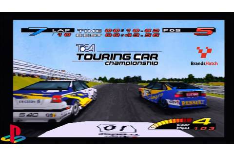 TOCA Touring Car Championship (1997) | Honda Accord ...