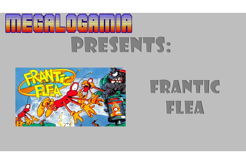 New Worst Game Ever? - Frantic Flea Gameplay - YouTube