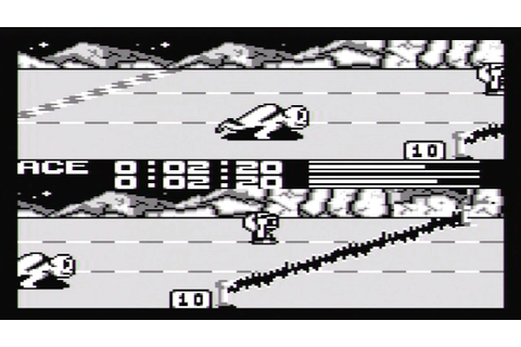 Alien Olympics 2044 A.D. (Game Boy) gameplay - YouTube