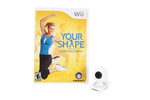 Your Shape w/Camera Wii Game - Newegg.ca