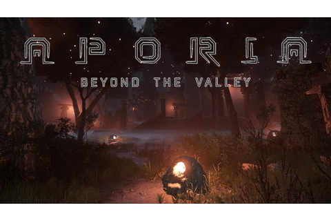 THIS GAME IS BEYOND BEAUTIFUL! | Aporia: Beyond the Valley ...