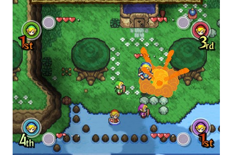 The Legend of Zelda: Four Swords Adventure – Review | My ...