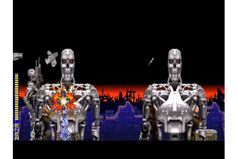 Terminator 2: Judgment Day Arcade Game - YouTube