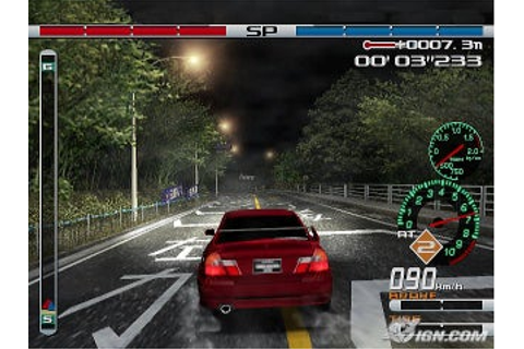 Tokyo Xtreme Racer DRIFT - PlayStation 2 - IGN