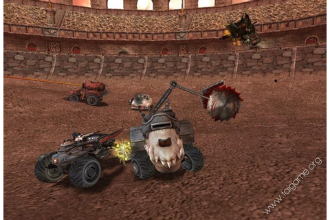 Earache: Extreme Metal Racing - Download Free Full Games | Racing ...