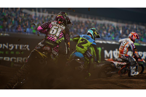 Monster Energy Supercross – The Official Videogame Review ...