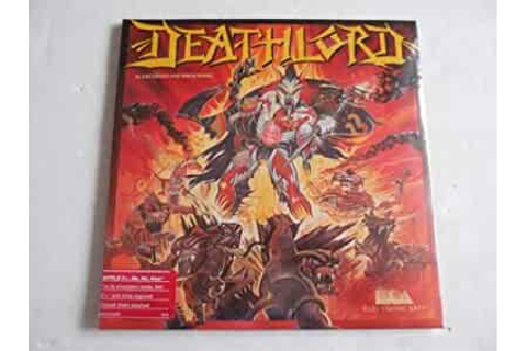 Amazon.com: Deathlord - Commodore 64: Video Games