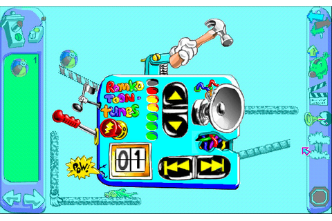 The Incredible Toon Machine puzzle for Windows 3.x (1994 ...