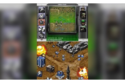 Play Command and Destroy (USA) • Nintendo DS GamePhD