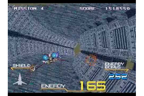 Galaxy Force 2(JP) Arcade Playthrough - YouTube