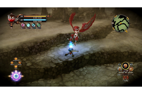 The Witch and the Hundred Knight 2 - Screenshot-Galerie | pressakey ...