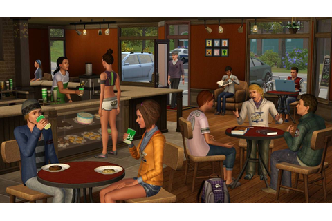 The Sims 3 University Life Review - GamingExcellence