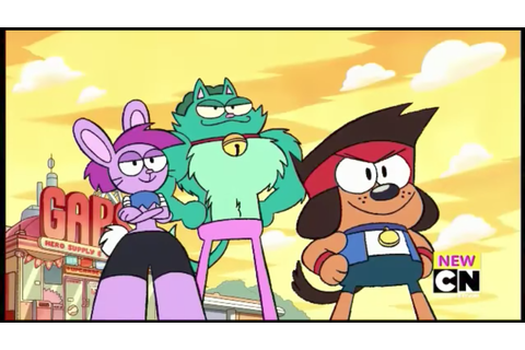 FURRIES UNITE | OK K.O.! Let's Be Heroes | Know Your Meme
