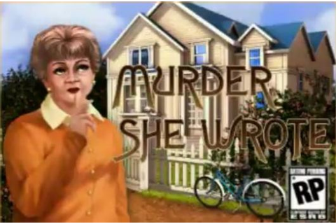 Murder, She Wrote the game apparently did OK, sequel in 2012