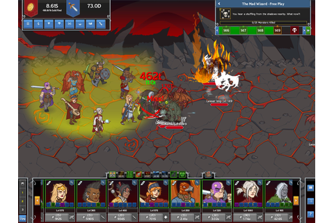 'Idle Champions of the Forgotten Realms' Review – The ...
