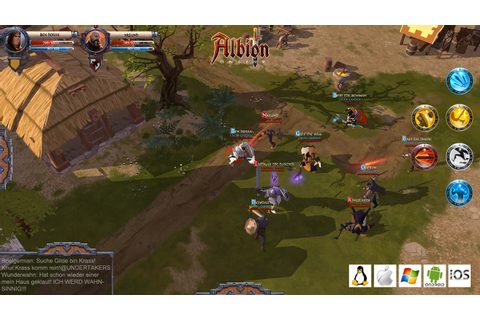 Albion Online Review and Download – MMOBomb.com